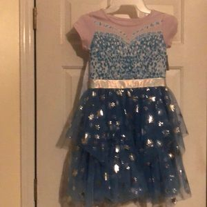 Disney Dresses - Frozen Dress Size 7/8
